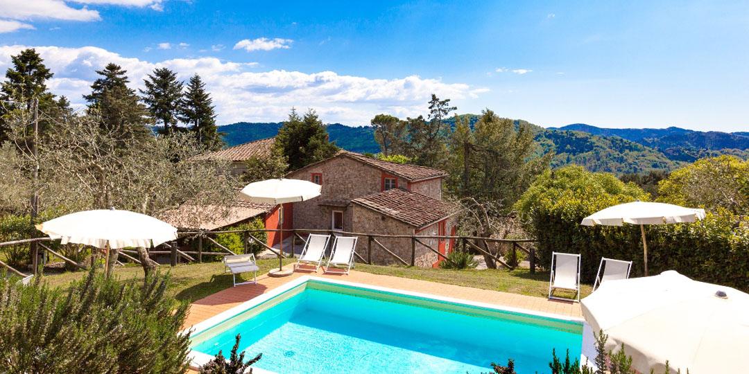 Villa Ghiaia Casolare