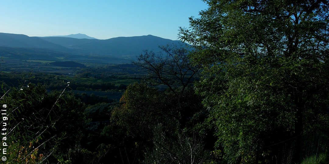 Toskana Urlaub das Chianatal