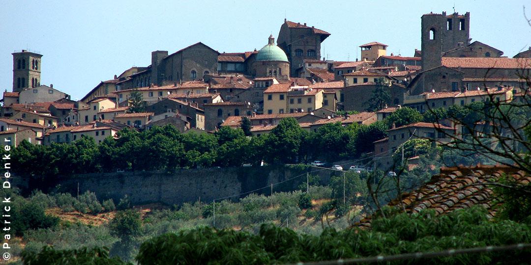 Toskana Urlaub Cortona