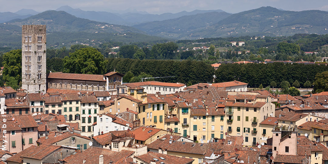 Toskana Urlaub Lucca