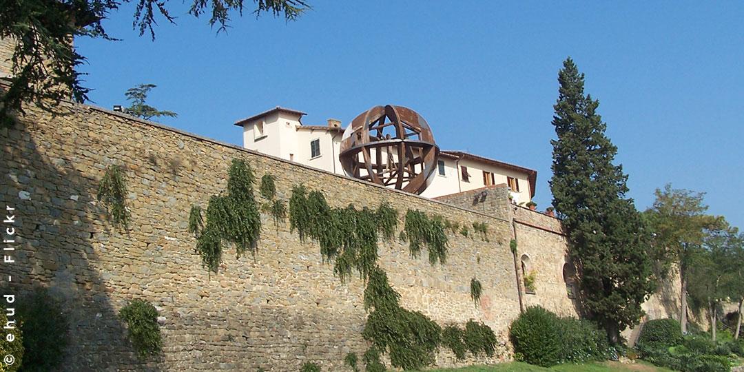 Toskana Urlaub Vinci