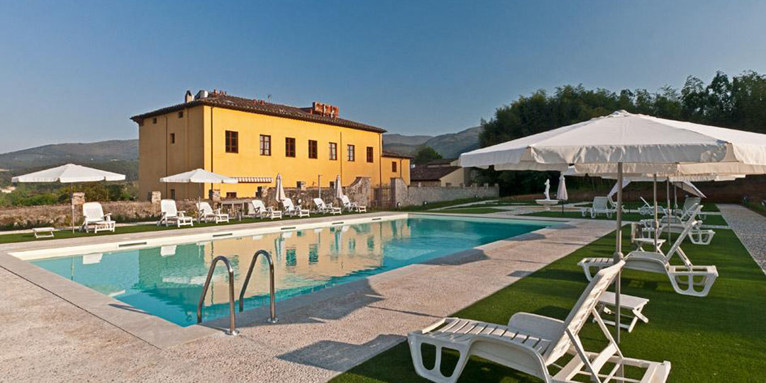 Lucca Bed And Breakfast With Pool