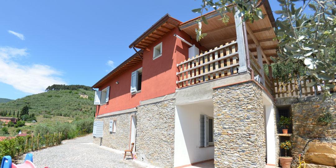 Ferienhaus Podere San Martino