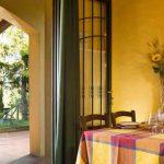 Limone Wohnraum und Terrasse