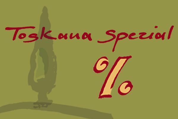 Toskana Spezial Angebot