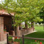 Garten und Veranda