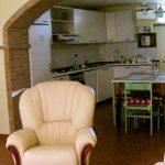 Blick in Küche Erdgeschoss