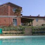 Casa Aurora mit Pool