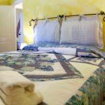Schlafzimmer Apartment 2
