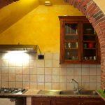 Küchenzeile Apartment 2