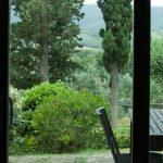 Terrasse Suite von innen