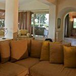 Wohnraum Villa