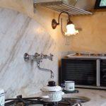 Küche Casa La Macina
