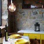 kleiner Eßbereich Casa Selleria
