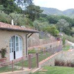 Blick auf Casa Oliva
