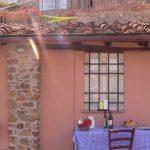Vorplatz Casa Selleria