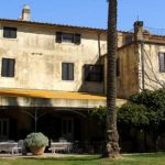 Terrasse und Garten La Parrina