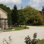 Indoorpool beim Borgo di Pieve a Salti