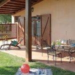 Terrasse und Garten Casa Livia