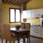 Wohnraum Villetta im Podere Pozzino