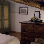 Zimmerbeispiel im Villino