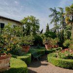 Garten Villa Scacciapensieri