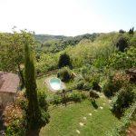 Garten mit Pool