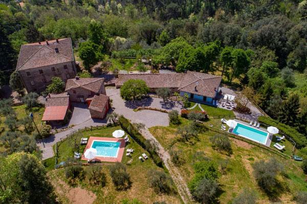 Villa Ghiaia