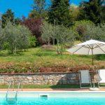Il Tiglio privater Pool