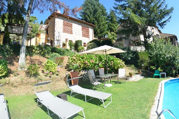 Ferienhaus Il Nido