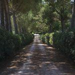 Einfahrt Le Vallette