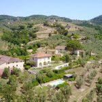Luftaufnahme Borgo Casorelle