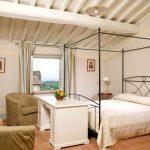 Agriturismo Borgo Casorelle Schlafzimmer La Coppaia