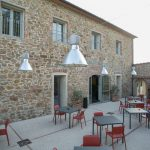 Agriturismo Borgo Casorelle Terrasse La Dispensa