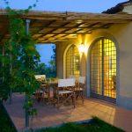 Agriturismo Borgo Casorelle Terrasse Il Fienile