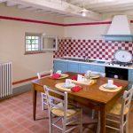 Küche La Tinaia