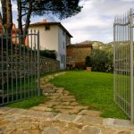Agriturismo Borgo Casorelle Eingang La Torre