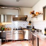 Küche L'Uliveta