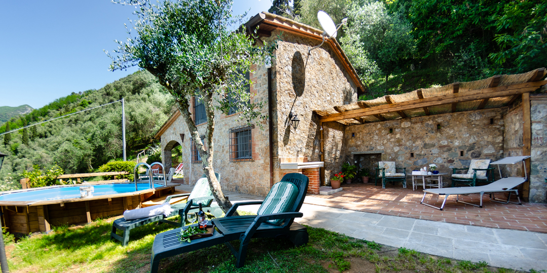 Ferienhaus Fragolotta