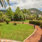Hotel Le Rotonde Garten